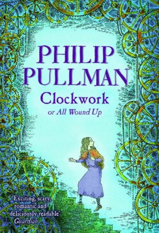 A book I read pre-blog ... and Philip Pullman