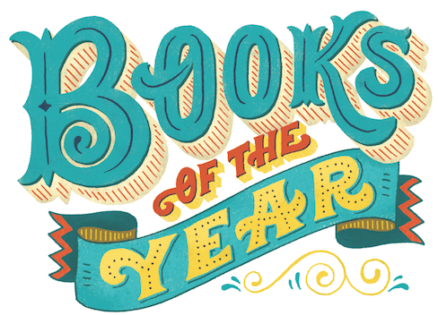 Year End Review 6: It's my BOOKS OF THE YEAR!