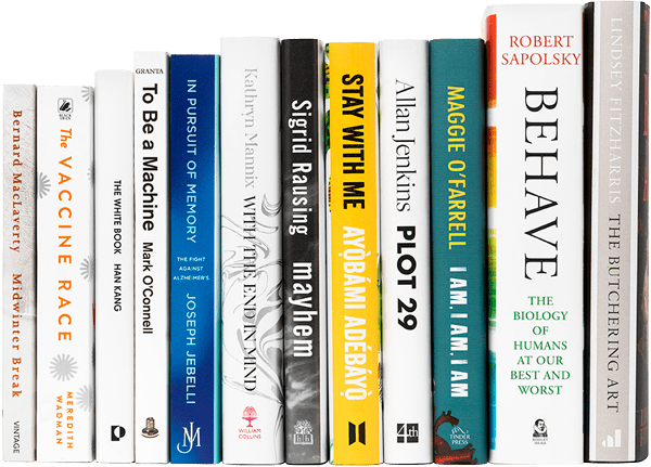 The Wellcome Book Prize 2018