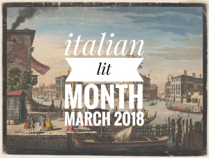 An amoral anti-hero for Italian Lit Month