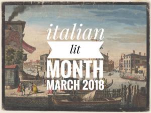 Italian Lit Month