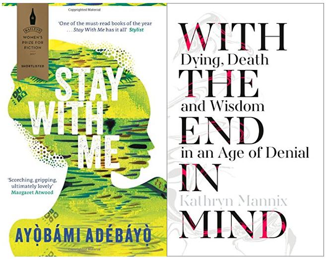 Wellcome Book Prize #3 & #4: Adébáyọ̀ & Mannix