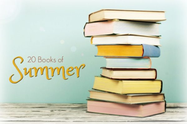 20 Books of Summer: wrap-up