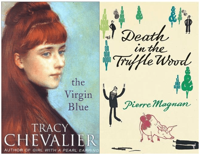 Two novels with a French connection - Chevalier & Magnan
