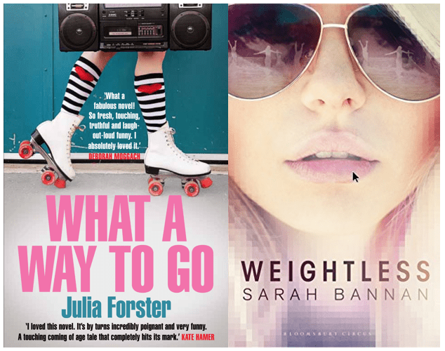 20 Books of Summer #3 & #4: Young protagonists