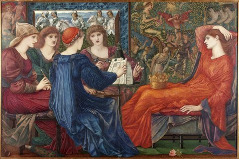 Burne-Jones at Tate Britain