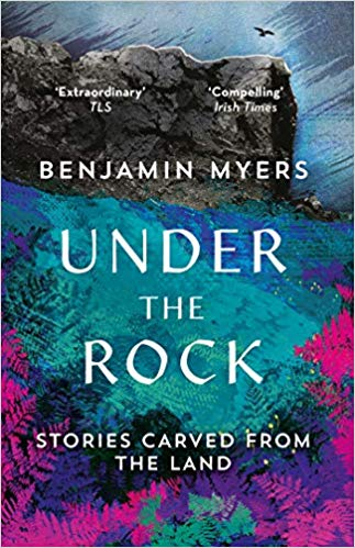 Blogtour - Under the Rock by Benjamin Myers