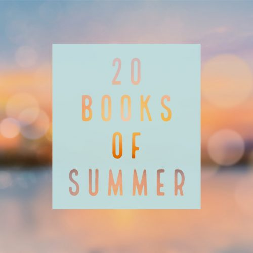 20 Books of Summer 2019