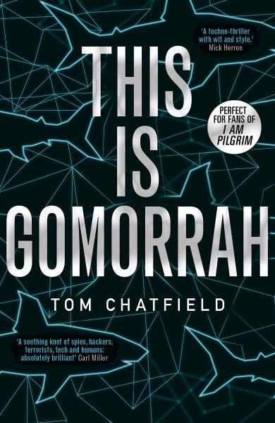 A dark and complex techno-thriller