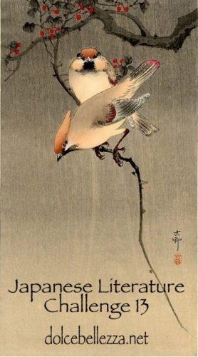 Japanese Literature Challenge 13