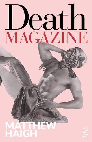 Matthew Haigh - Death Magazine - Blog Tour