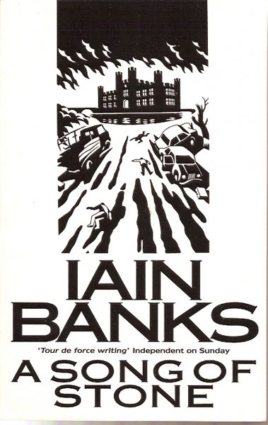 #BanksRead2021: 4 - The Dystopian One