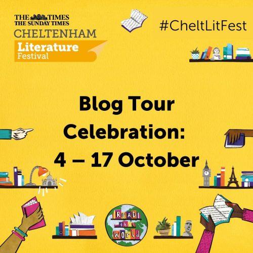 Cheltenham Literature Festival Blog Tour