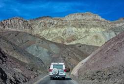 Artists Palette scenic drive
