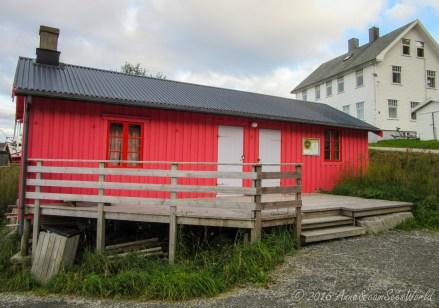 Our Rorbu in Ballstad