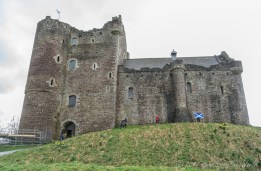 Doune Castle - famous from many movies and series (Monthy Python, Game of Thrones, Outlander)
