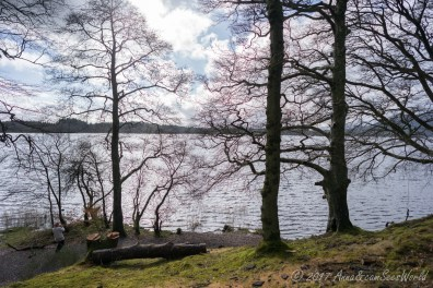 "Lake of Menteith - the only ""lake"" in Scotland"