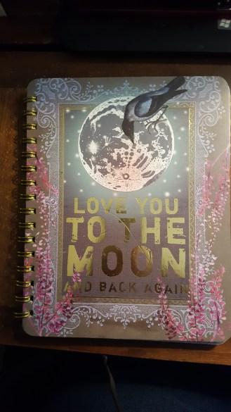PaPaYa! Art spiral notebook