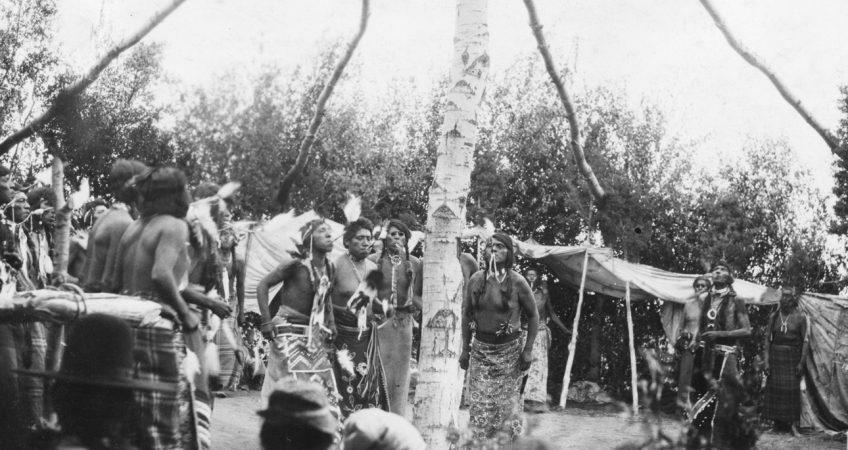 Lakota Sioux Sundance