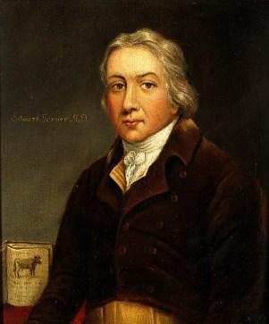 Edward Jenner, M.D.