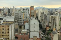 Vista do Edifício Martinelli