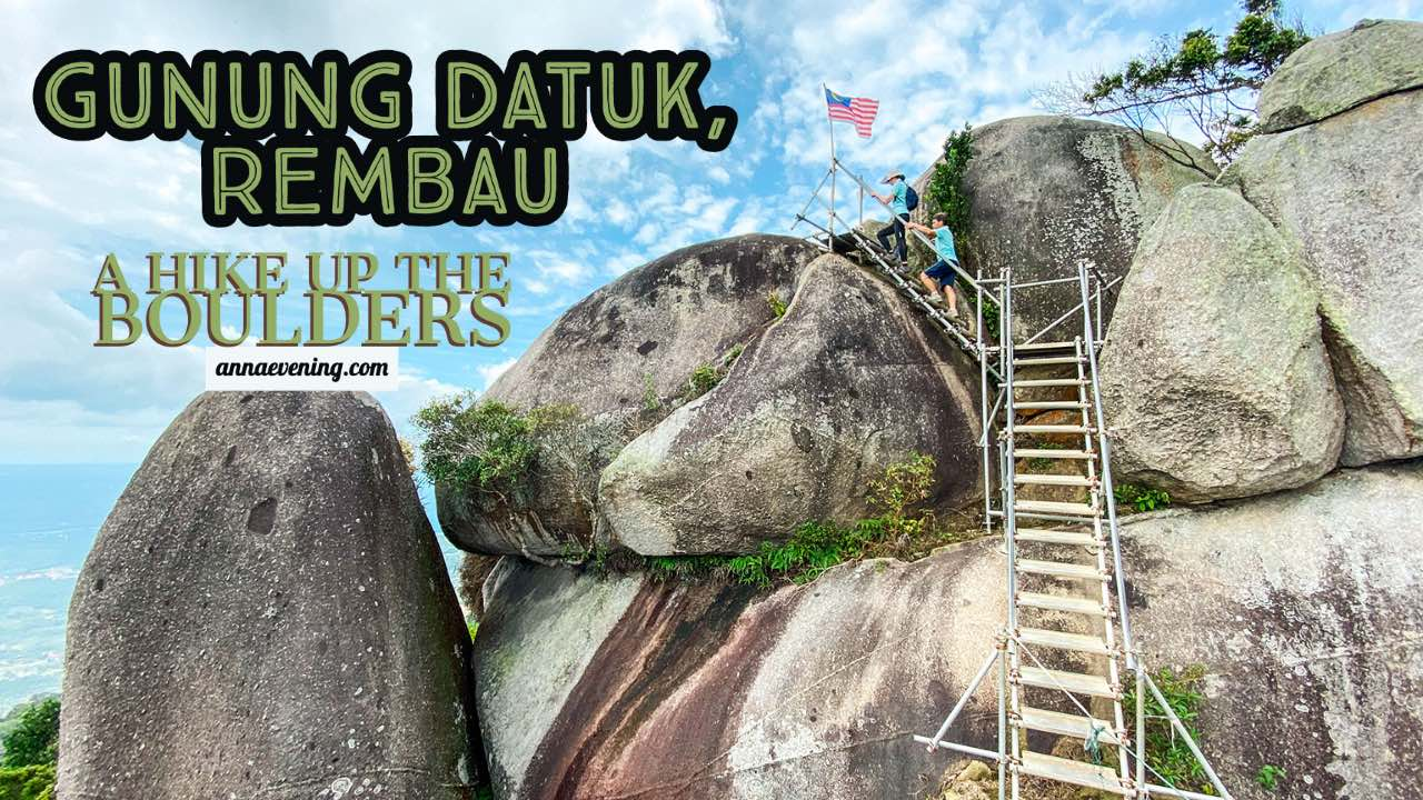 Gunung Datuk Featured Image