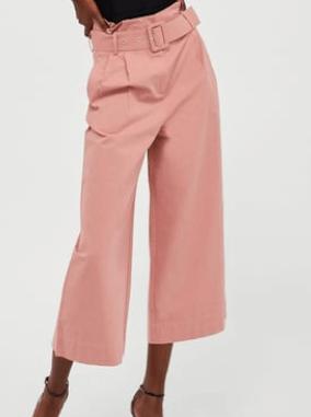 pantalon ceinture