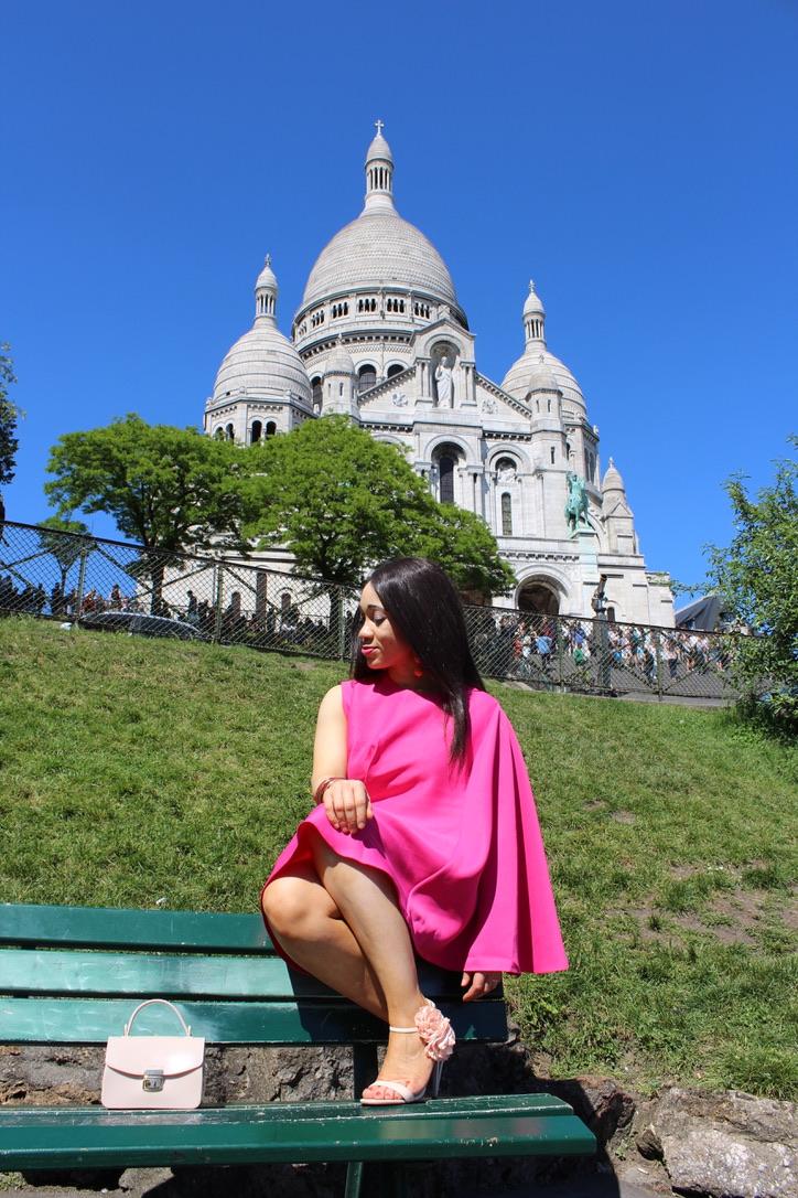 Au pied de Montmartre