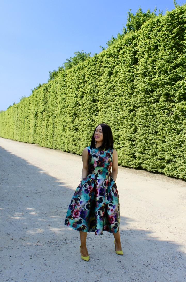 shooting photo jardin chateau de versailles