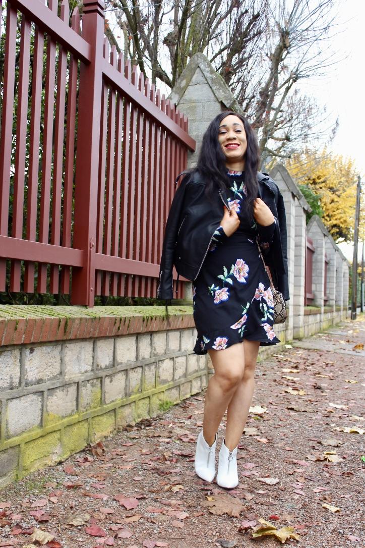 porter des bottines blanches en automne