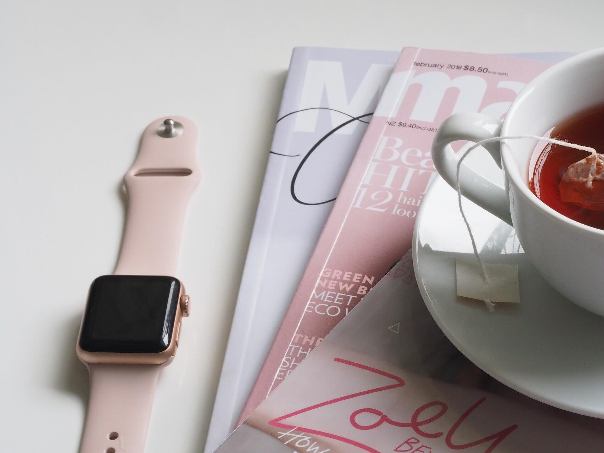 magazine féminin inspiration idée blog