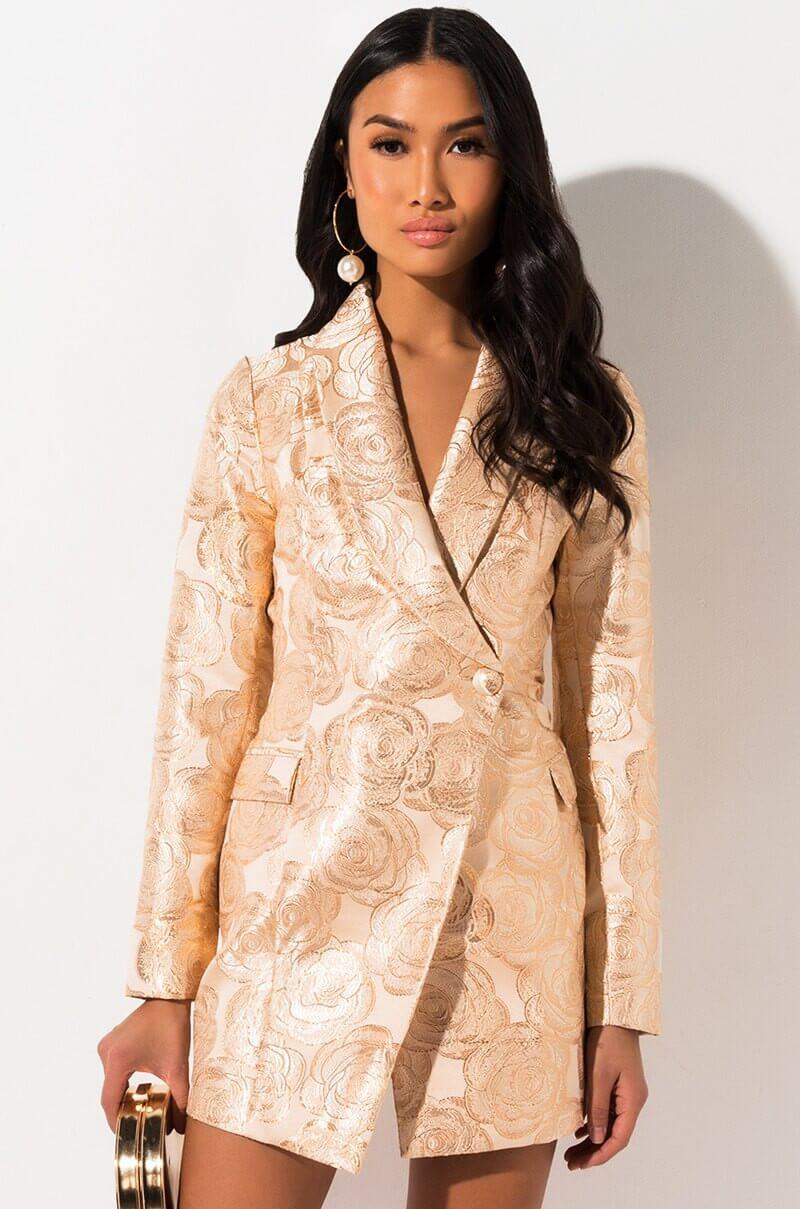 robe blazer or shop akira