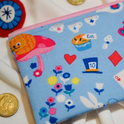 Tea Party Coin Purse