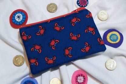 Crabs Coin Purse