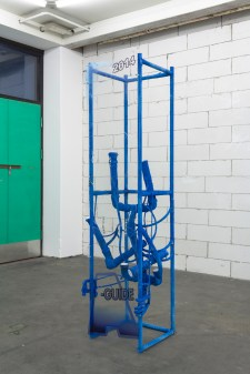 Renaud Jerez A-Guide (Blue), 2014