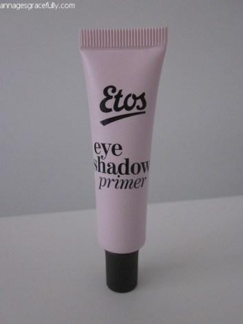 Etos eyeshadow primer