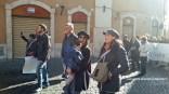 Dal centro Italia a Roma, manifestanti in marcia