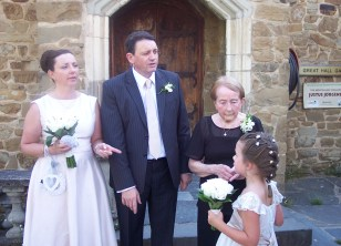 Helen and Stephen, Montsalvat (2)
