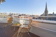 Mount Carmel Chambers - Terrace - ©Anna Hansson Design Ltd