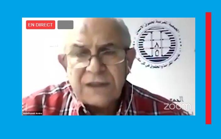 بث مباشر لندوة الجمعية المغربية لحقوق الإنسان بسلا
