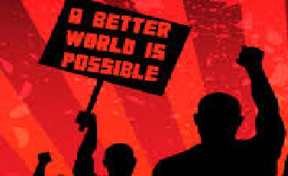 معركة الأفكار : الأمل في إمكانية تغيير العالم نحو الأفضل