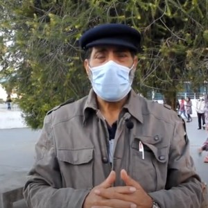 فيديو: الرفيق مصطفى براهمة في تصريح حول منع السلطات للوقفة الإحتجاجية للتنديد بالفقر الذي يعاني منه نصف المغاربة