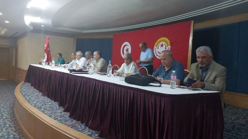 الاتحاد العام التونسي للشغل يندّد بقرار الإمارات التطبيع مع الكيان الصهيوني