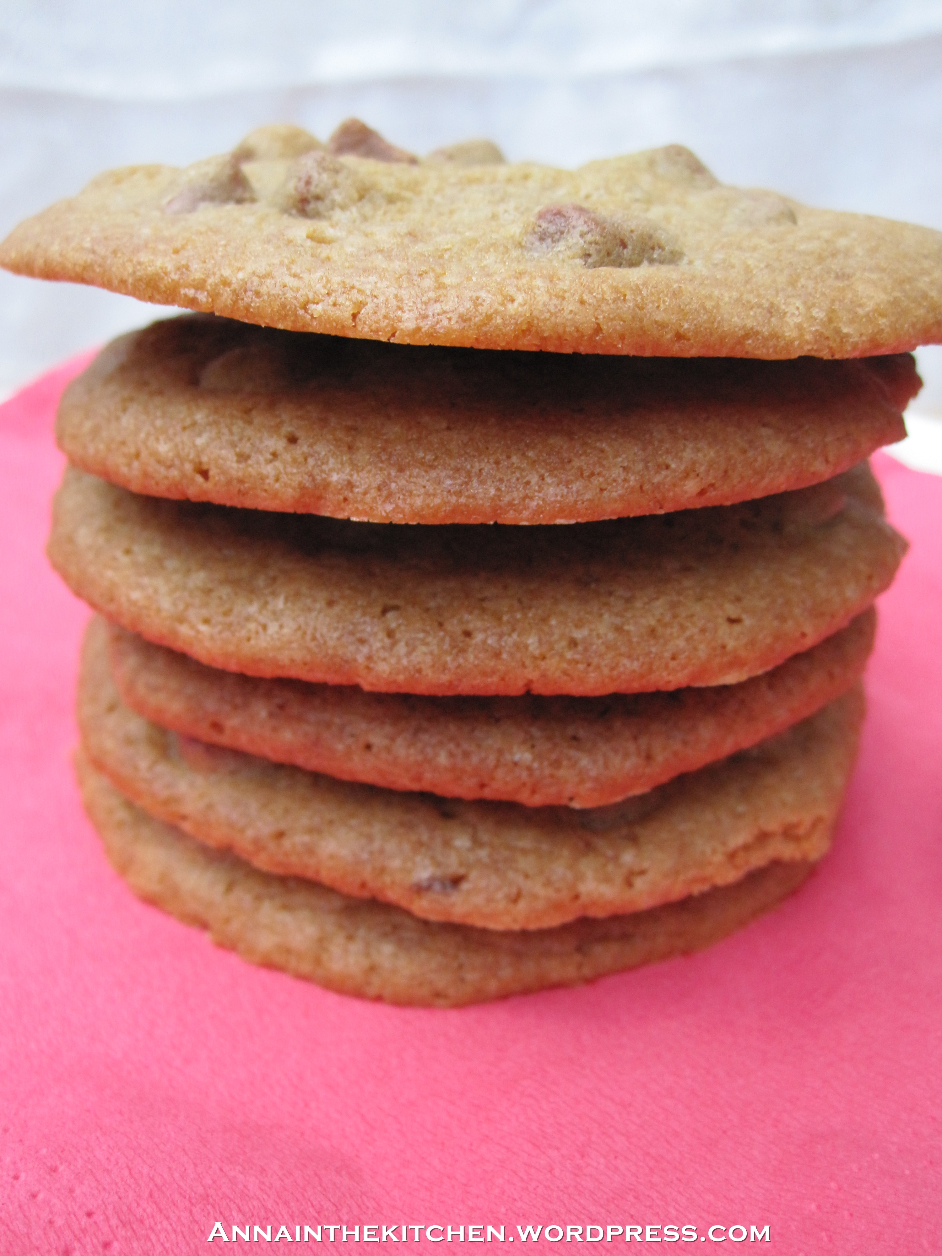 Tollhouse Cookies