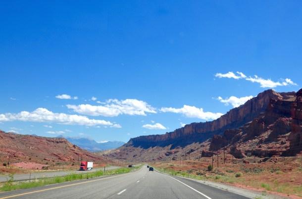 Moab to Draper