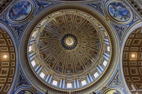 St Peter's basilica cupola