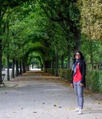 Orangery at Schönbrunn palace