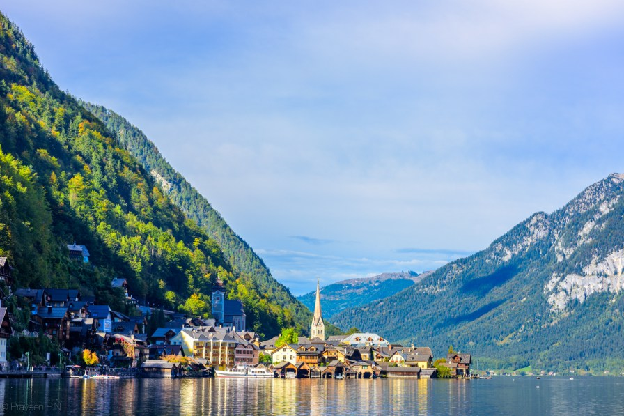Austria's fairytale village Hallstatt