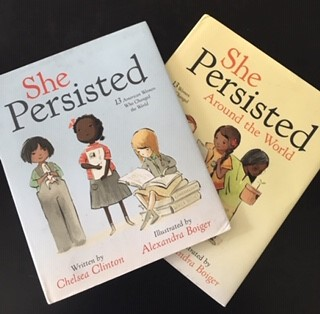 Books She Persisted