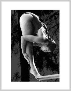 Diver photograph
